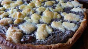 Mohn Quark Kuchen