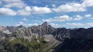 Alpen Zentraler Hauptkamm