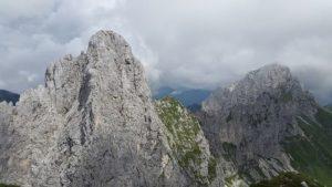 Gipfel Höfats